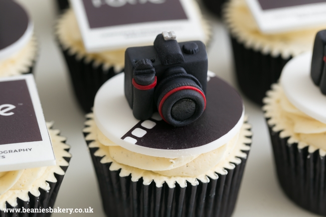 i.One Photography Corporate Cupcakes by Beanie's Bakery